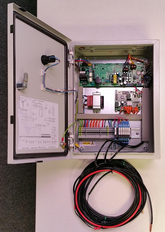 Moduł integrujący DX (0-10 V) RAV/VRF